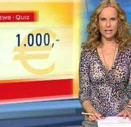 Katja Burkard (Sendereihe: Punkt 9/RTL, 2007)