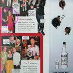 InStyle (Dez. 2008): Halskette, präsentiert von Gitta Saxx