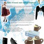 "Undercover (Sep. 2009): Edles G'wand statt Trachtenfasching – Halskette ""Kitz"""