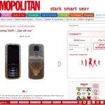 Cosmopolitan (2009): stark, smart, sexy – Wiesn-Accessoires (ONLINE)