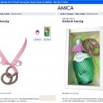 Amica (Sep. 2007): Mode & Lifestyletrends fürs Oktoberfest (ONLINE)
