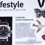 econova (März 2008): Lifestyle – Funkelnde Fashion-Statements