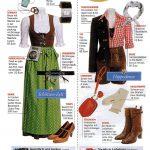 Freundin (19/2007): Modetipps für die Wiesn 2007