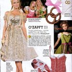 Jolie (Okt. 2007):  O'zapft is – Trends fürs Oktoberfest