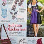 Laura (Sep. 2008): Auf zum Oktoberfest – Trachtenmode macht einfach Spaß