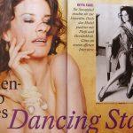 """News (März 2009): Gitta Saxx mit Halskette """"Elina"""""""